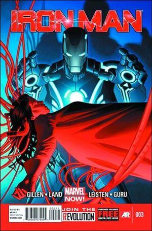 Iron Man (2013) 3-A