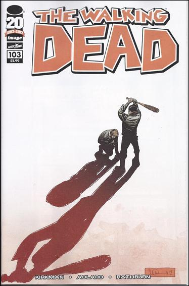 Walking Dead (2003) 103-A by Image