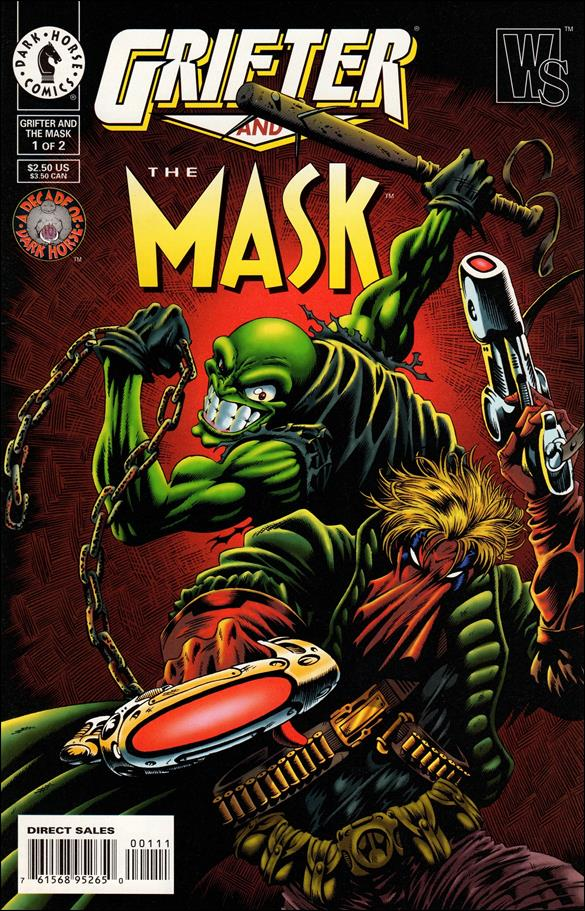 Grifter and The Mask 1-A by Dark Horse
