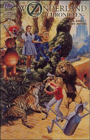 Oz/Wonderland Chronicles 1-A