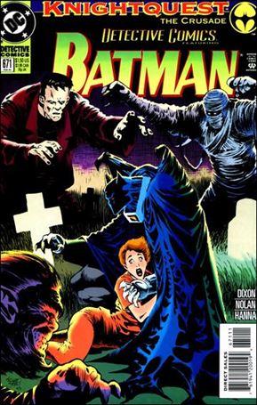 Detective Comics (1937) 671-A