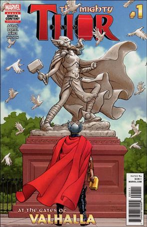 Mighty Thor: At the Gates of Valhalla 1-A