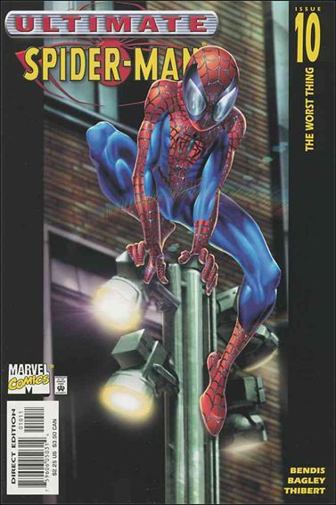 Ultimate Spider-Man (2000) 10-A by Marvel