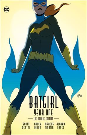 Batgirl: Year One - The Deluxe Edition nn-A