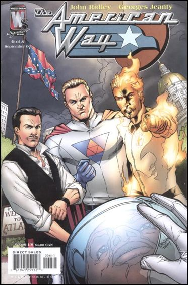 American Way 6-A by WildStorm Signature