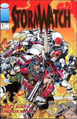 StormWatch (1993) 1-C