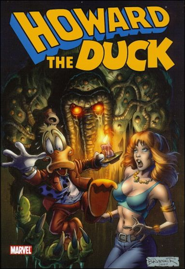 Howard the Duck Omnibus nn-A by Marvel