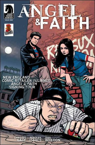 Angel & Faith 1-D by Dark Horse
