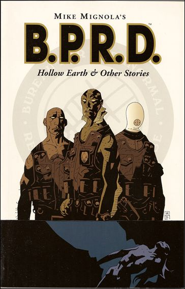 BPRD: Hollow Earth and Other Stories nn-A by Dark Horse