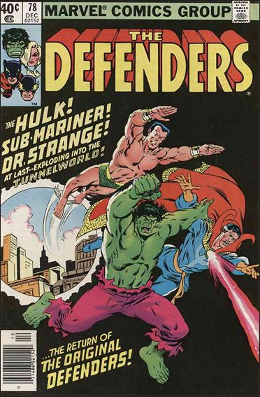 Defenders (1972) 78-A by Marvel