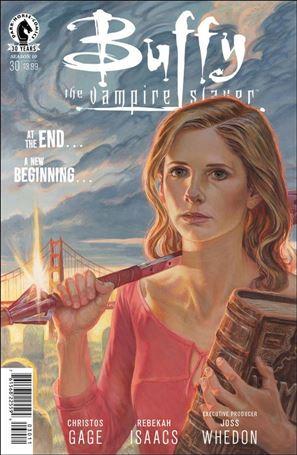 Buffy the Vampire Slayer Season 10 30-A