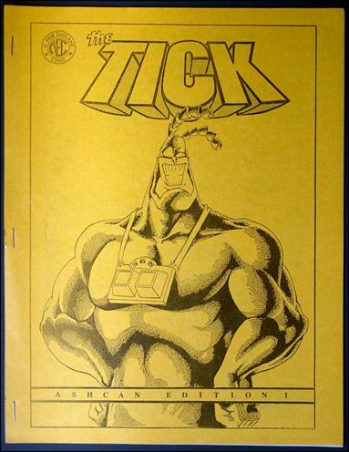 Tick (1988) Ashcan-A by NEC