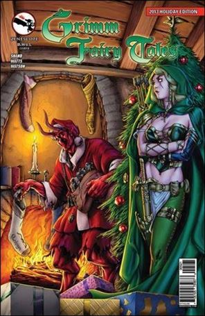 Grimm Fairy Tales: Holiday Special 5-B