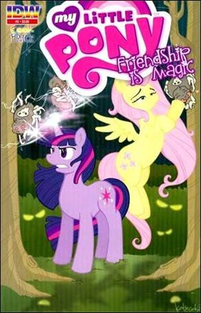My Little Pony: Friendship is Magic 2-O