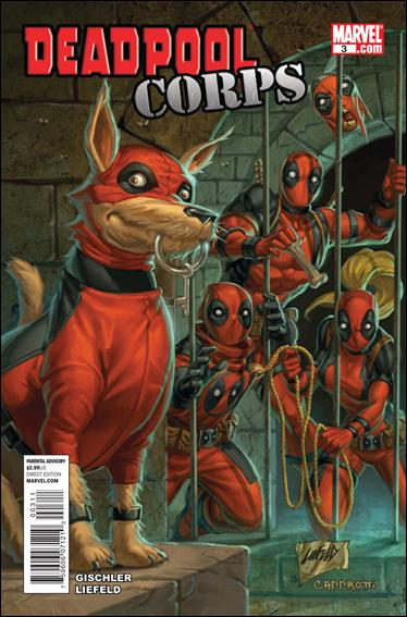 Deadpool Corps 3-A by Marvel