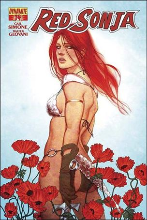 Red Sonja (2013) 14-A