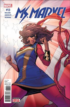 Ms. Marvel (2016) 13-A