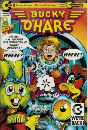 Bucky O'Hare 1-A
