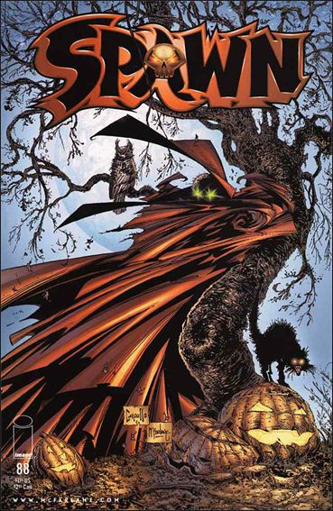 Spawn 88-A by Image