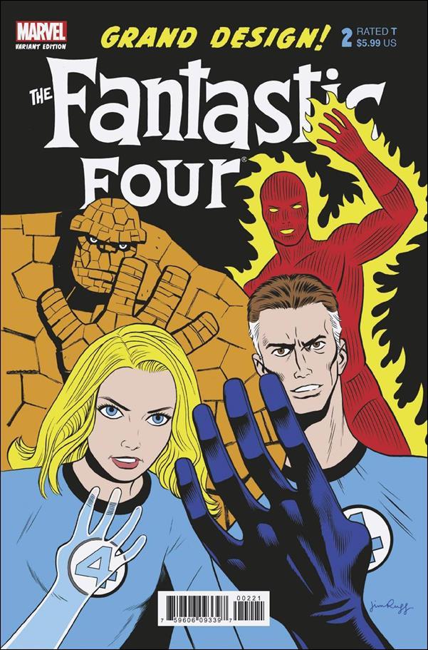 Fantastic Four Grand Design 2-B by Marvel