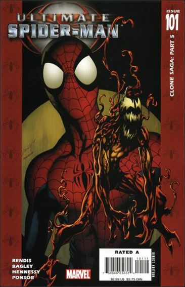 Ultimate Spider-Man (2000) 101-A by Marvel