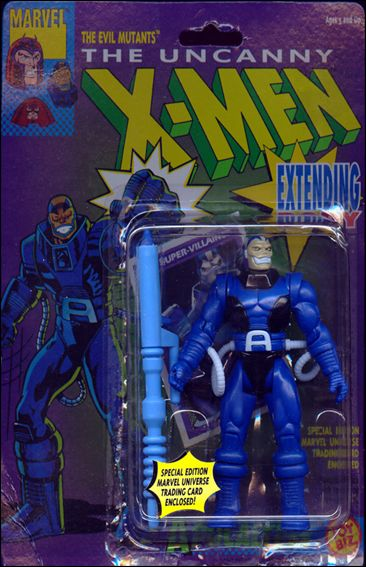 "X-Men 5"" Action Figures Apocalypse by Toy Biz"