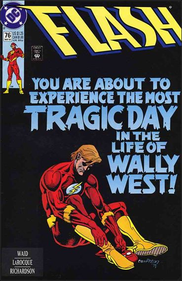 Flash (1987) 76-A by DC