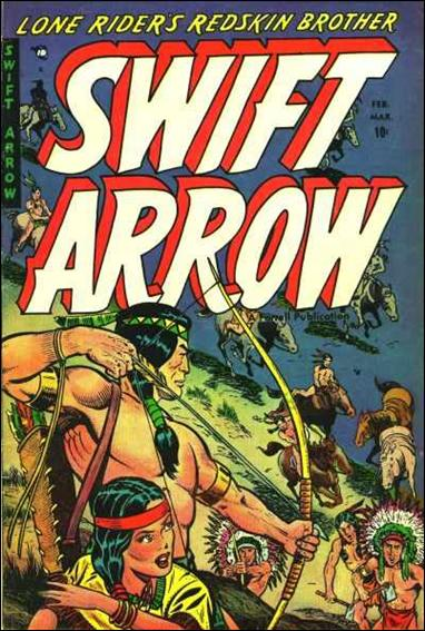 Swift Arrow (1954) 1-A by Ajax