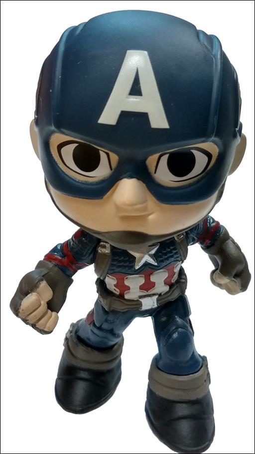Avengers Endgame Mystery Minis Captain America by Funko