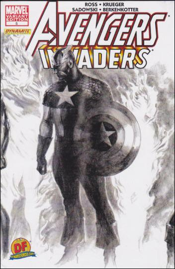 Avengers/Invaders 5-D by Marvel