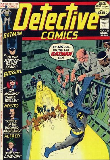 Detective Comics (1937) 421-A by DC