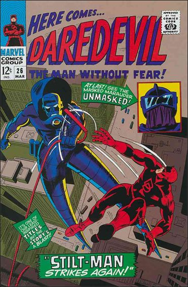 Daredevil (1964) 26-A by Marvel