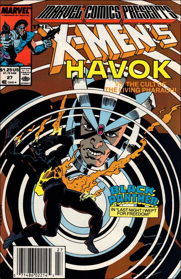 Marvel Comics Presents (1988) 27-A by Marvel