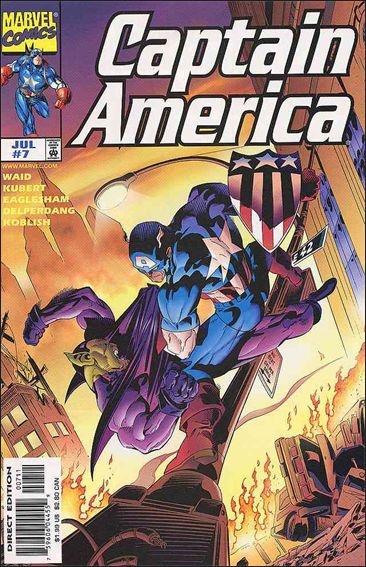 Captain America (1998) 7-A by Marvel