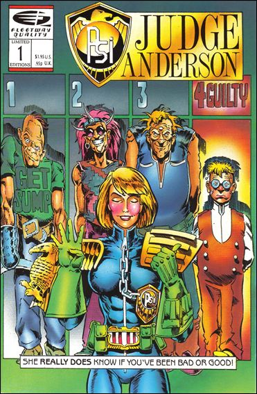 Psi-Judge Anderson 1-A by Fleetway Quality