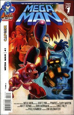 Mega Man 41-B