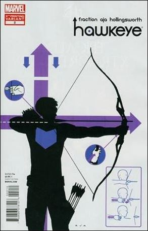 Hawkeye (2012) 2-E