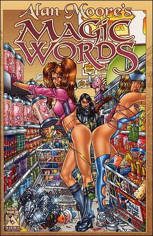 Magic Words 1-A by Avatar Press