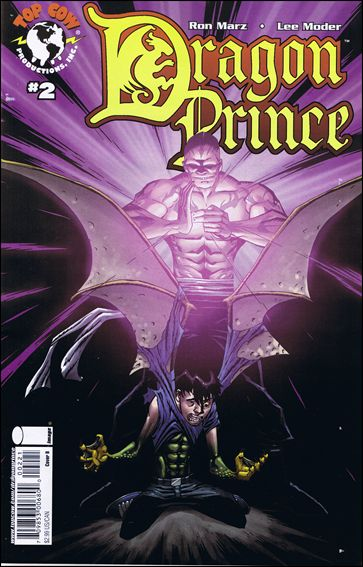 Dragon Prince 2-A by Top Cow