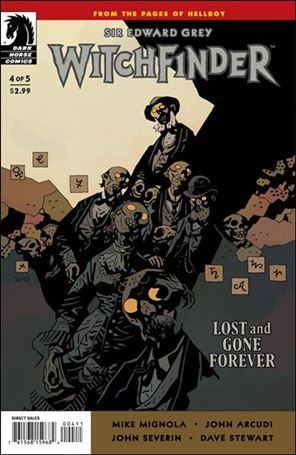 Witchfinder: Lost and Gone Forever 4-A