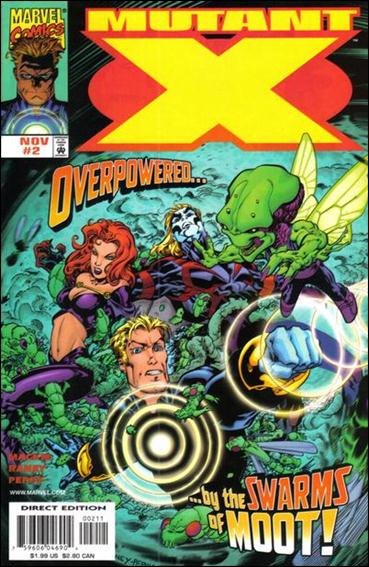 Mutant X 2-A by Marvel