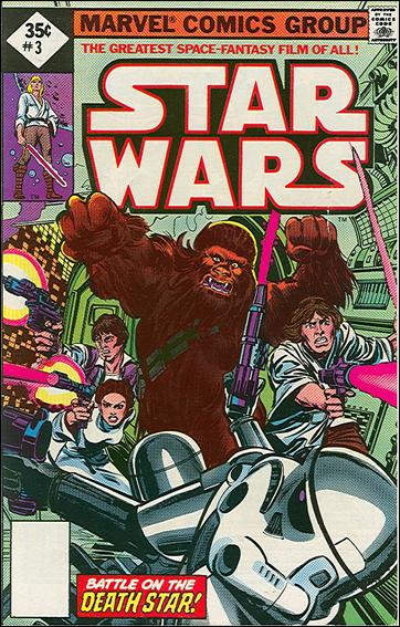 Star Wars (1977) 3-G by Marvel
