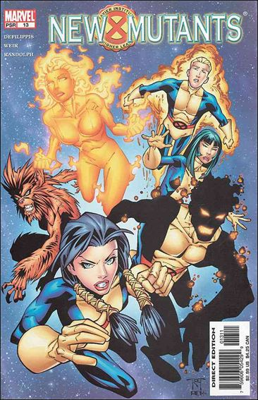 New Mutants (2003) 13-A by Marvel