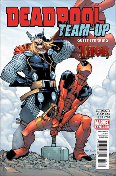 Deadpool Team-Up (2010) 887-A by Marvel