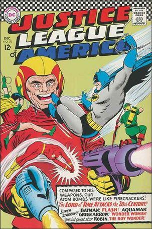 Justice League of America (1960) 50-A