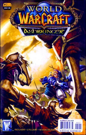 World of Warcraft: Ashbringer 2-B by WildStorm