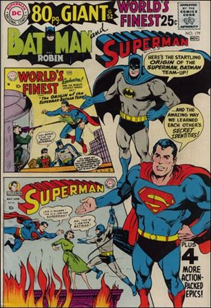 World's Finest Comics 179-A