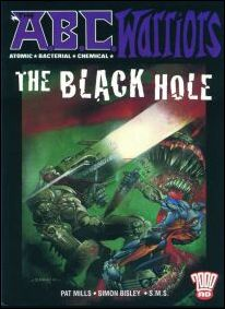 A.B.C. Warriors: The Black Hole 1-A by Titan