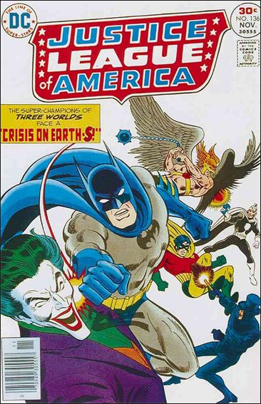 Justice League of America (1960) 136-A by DC
