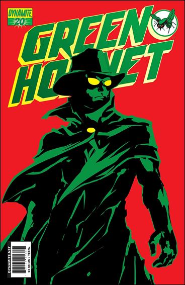 Green Hornet (2010) 20-C by Dynamite Entertainment